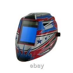 ArcOne Vision Welding Helmet with Intelligent Darkening Digital iDF81 Filter