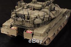 AwardWinner Built Meng 1/35 IDF Merkava MK. 4M Windbreaker +Trophy APS +PE