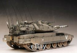 Award Winner Built 1/35 IDF Merkava Mk. IV M/MK4. M Meil Ruach+Trophy APS+PE