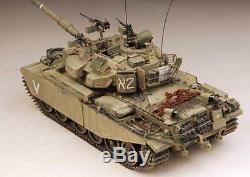 Award Winner Built AFV 1/35 IDF Sho't Centurion Dalet withBattering Ram +PE