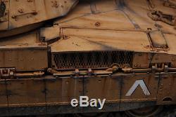 Award Winner Built Academy 1/35 IDF Merkava MK IID Main Battle Tank +PE
