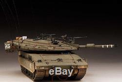 Award Winner Built Academy 1/35 IDF Merkava MK IV Main Battle Tank +PE
