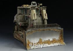 Award Winner Built Meng 1/35 IDF Caterpillar D9R Armoured Bulldozer +PE+Inter