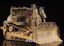 Award Winner Built Meng 1/35 IDF Caterpillar D9R Armoured Bulldozer+PE+Interior
