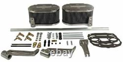 BEETLE CB Air Filter & Linkage Kit for offset manifolds IDF/DRLA AC1293143