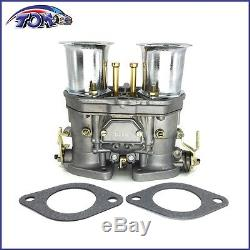 Brand New 44idf Carburetor For For Vw Fiat Porsche Bug Beetle With Air Horn