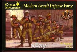 Caesar Miniatures 1/72 MODERN ISRAELI DEFENSE FORCE Figure Set