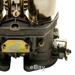 Carb40 IDF Vergaser Doppelvergaser für VW Käfer Bug Beetle Fiat Porsche 912 356