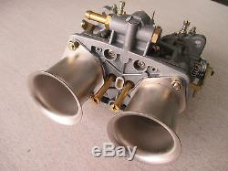Carb Carburetor 40IDF With Air Horn fits for Fiat Porsche Volkswagen Bug Beetle