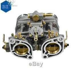Carb Carburetor Engine 2 Barrel For WEBER 40 IDF For Bug Volkswagen Beetle Fiat