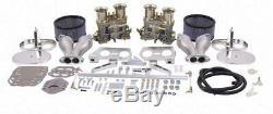 Carb kit for VW Kombi type 2 & 4 GENUINE fajs Twin 48idf replace WEBER EMPI