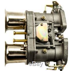 Carburateur Carb 40IDF Zinc Alloy Air Horn For VW Volkswagen Beetle Fiat Porsche