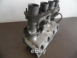 Carburateurs Weber 40idf13 & 15 + Collecteur 125bc000 Fiat 124 Carburetors And M