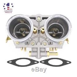 Carburetor 40 IDF With Air Horn Fit Vw Bug Beetle Fiat Porsche
