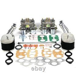 Carburetor conversion kit for VW TYPE 1 WEBER IDF DUAL 40mm CARB KIT T1 Tall