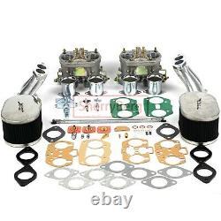 Carburettor Carb Conversion Kit for VW TYPE 1 FAJS HPMX WEBER IDF DUAL 44mm EMPI