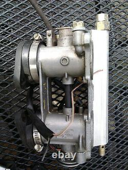 Classic VW Beetle Fuel Injection Twin Throttle Bodies IDF Pattern Mounting