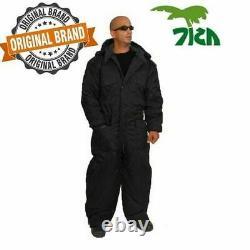 Coverall IDF Hermonit Snowsuit Ski Snow Suit Men's Cold Winter Clothing Black
