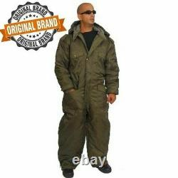 Coverall IDF Hermonit Snowsuit Ski Snow Suit Men's Cold Winter Clothing Green
