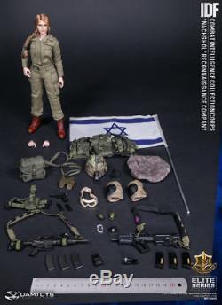 DAMTOYS 78043 1/6 IDF Combat Intelligence Corps Nachshol Reconnaissance Company