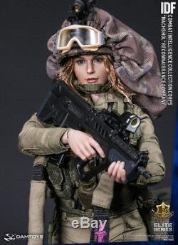 DAMTOYS 78043 IDF 1/6 Scale Nachshol Reconnaissance Company Female Figure Doll
