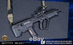 DAM Toys IDF Combat Intelligence Collection Corps Nachshol 1/6 Figure #78043