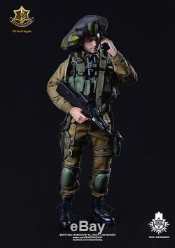 D&K WORKSHOP IDF GIVATI BRIGADE IN GAZA STRIP Mint In Box Israeli Action Figure