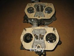 Dellorto, DRLA, 40, X2 VW, Beetle/Camper/T1/T2/T3/Carburettors/Carb/Engine/Weber/IDF