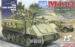 Dragon 1/35 3608 IDF M113 Armored Personnel Carrier 1973 (The Yom Kippur War)