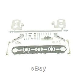Dual Carb Linkage Kit, For Weber IDF & HPMX, Dunebuggy & VW