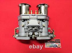 EMPI 44 IDF Vergaser Doppelvergaser VW Käfer, Bus, Typ1, Typ4 NEU (45-888)
