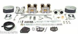 EMPI Dual 40 HPMX Carburetor Kit VW Type 4 IDF Copy