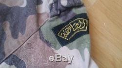 Egypth Egyptian Army Para Commandos 1973 Yomkippur War Idf Zahal Arab Middle Eas