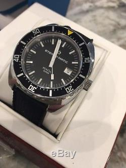Eterna Heritage Super KonTiki Limited Edition 1973 Classic Diving Dive Watch IDF
