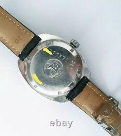 Eterna Vintage Eterna-Matic Vintage Super Kontiki IDF Military Diver's Watch