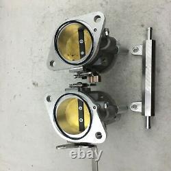 FAJS 45IDF 45MM IDF Throttle Body set rep. Carburetor EMPI Weber dellorto carb