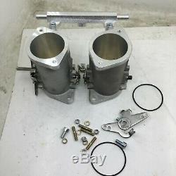 FAJS 50IDF 50MM IDF Throttle Body set rep. Carburetor EMPI Weber dellorto carb