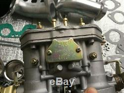 FAJS carb conversion kit 40IDF for Porsche 356 914 912 Weber dellorto carburetor