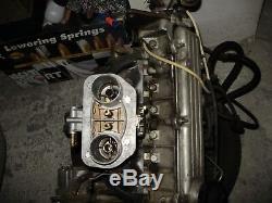 FIAT 128 RALLY COUPE YUGO X1/9 BERTONE manifold idf 40 ready to put perfect kit