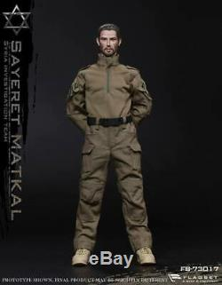 FLAGSET 16 scale 73017 Israel IDF Sayeret Matkal Wild Boy