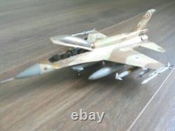 F-16d Barak Israeli's Idf Hasegawa Nice Built 1/72