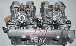 Fiat 124 1,6 2x 40 IDF 13/15 Weber Vergaser Neu (New Old Stock) Komplett Anlage
