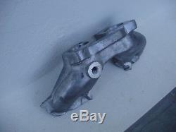 Fiat 128 x19 intake manifold for idf weber drla dellorto NEW. 36 40 44