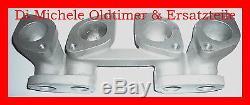 Fiat X 1/9 Intake manifold for 36 IDF, 40 44 idf Weber carburetor or Dellorto