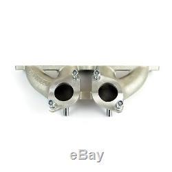 Fiat/lancia Twincam Engine Intake/inlet Manifold Weber Idf/dellorto Drla Carb