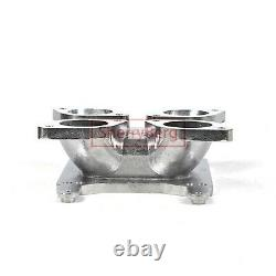 For HOLLEY SQUARE SPREAD BORE ADAPTOR IDF DOWN DRAFT WEBER for FORD GM CHEV
