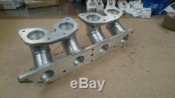 Ford Crossflow Inlet Manifold Inlet Manifold to Suit Twin Weber IDF Carburettors