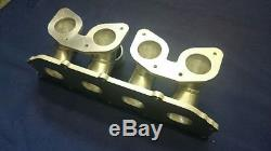 Ford ZETEC E Inlet Manifold Inlet Manifold to Suit Weber IDF Downdraft carbs