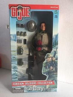 GI Joe Foreign Soldiers Collection Israeli Defense Force Soldier 12 1/6 Scale