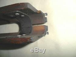 Galil Wooden Wood Hand guard. Original IMI Made in Israel. Zahal Idf Handguard